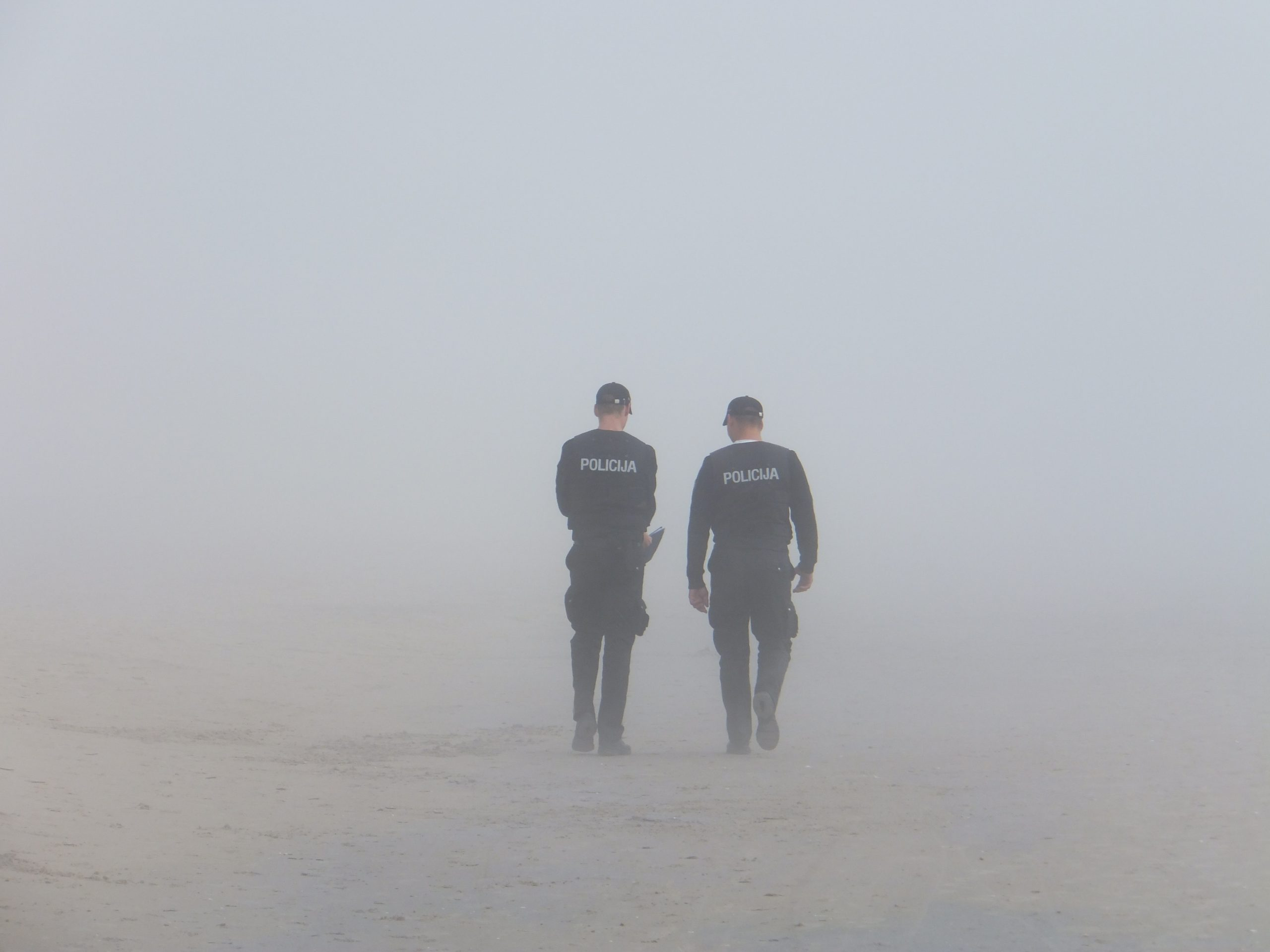 fog-police-seaside-38442