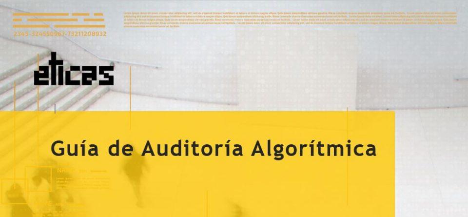 Guía para auditar algoritmos