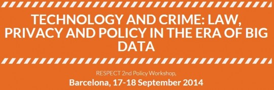 2nd policy workshop