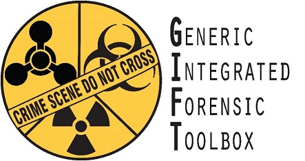 Generic Integrated Forensic Toolbox for CBRN Incidents